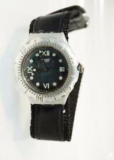 Swatch Irony YDS1000 Space Ship Watch 1996 Collection Aluminum Case