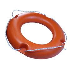Bootszubehör für kleine Boote Rettungsring hohl Rettungsreifen Wurfring 45 cm