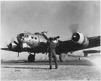 "Boeing B-17 Bomber Big Yank  8""x 10"" World War II Photo Picture #38"