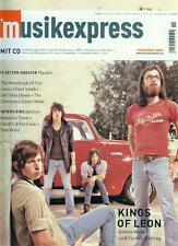 Musik Express 2004/11 (Kings Of Leon)