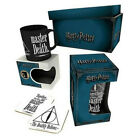 Geschenkbox Harry Potter - Deathly Hallows (Tasse, Glas, Untersetzer) Gift Box