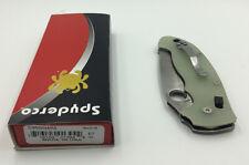 Spyderco Manix 2 XL - Blade HQ Exclusive CPM-M4 Natural(Jade) G-10