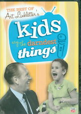 DVD The Best of Art Linkletter's Kids Say the Darndest Things FACTORY SEALED #3
