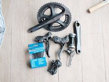 Dura Ace 7900 Groupset / Gruppo + New In Box Lever Hood Set