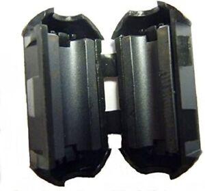 RFF-58 6mm Ferrite CLAMP Filter to Reduce RFI/EMI/TVI