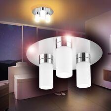 Plafonnier Chrome Lampe suspension Lampe de salle de bains Lustre Philips 139034