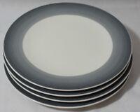 Villeroy & Boch Colourful Life Premium Porcelain Salad Plates Set of 4 New