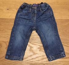 MEXX Jeanshose Jeans Baby Hose Mädchen Größe 74 9 bis 12 Monate (1612A)