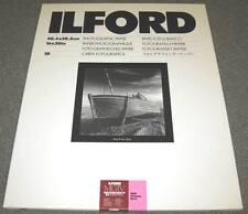 "Ilford Multigrade Iv Rc 16"" x 20"" / 10 sheets Black & White, Glossy Paper"