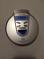 Naxa Portable CD Player Compact Disc NX-303