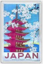 JAPAN - JUMBO FRIDGE MAGNET - JAPANESE TOKYO HIROSHIMA NIPPON KANJI SHINTO