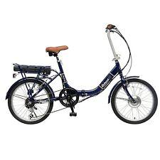 20 Pulgadas Viking Belmont Aluminio Pedelec Plegable Bicicleta eléctrica