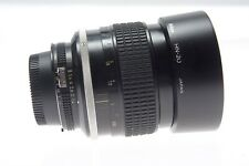 Nikon Nikkor 85 mm 1:1,4 AIS  Top Condition !!!