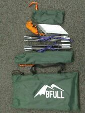 Bfull Olive Waterproof 2 To 3 Persons Instant Pop Up Camping Tent Dome Kit