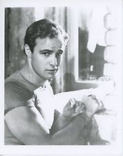 MARLON BRANDO A STREETCAR NAMED DESIRE  1951 VINTAGE PHOTO #7