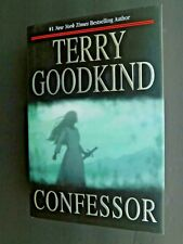 TERRY GOODKIND  true 1st edition CONFESSOR  603 pages  hardcover + jacket 2007