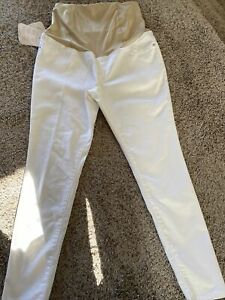 Isabel Maternity Crossover Panel Skinny Jegging Jeans NWT Size 6/28