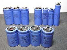 Sprague Powerlytic 36D / 36Dx Mixed Lot x11 Capacitors