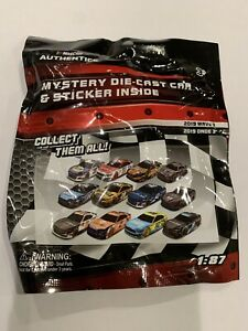 2019 Nascar Authentics Mystery Die-Cast Car Wave 3 Lionel 18482 Stocking Stuffer