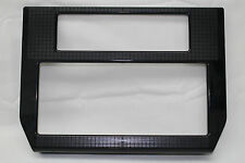 85-92 Firebird Trans Am GTA Radio Trim Plate New Reprodutcion *HT10034186