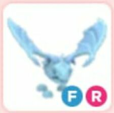Adopt Me - Frost Dragon FR (Fly, Ride)