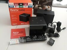 Amazon Fire TV Cube 16GB 2nd Gen Streaming Media Player