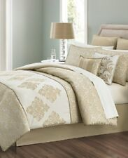 Martha Stewart Versatile Tiles Queen Comforter Set 6PC