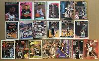 David Robinson LOT of 30 NM+ cards 1990-1997 HOF San Antonio Spurs Topps Hoops