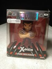 X Men Old Man Logan Wolverine Metals Die Cast
