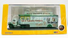 Bedford Billy Smarts booking office Oxford Showtime 1:76 OO Gauge Railway Scale