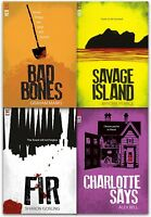 Red Eye Series 2 Collection 4 Books Set Pack Savage Island, Fir, Charlotte Says