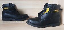 Mens Caterpillar Black quality Leather Size uk 13
