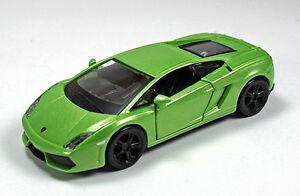 LAMBORGHINI GALLARDO 1:32 Car Metal Model Die Cast Models Diecast Green