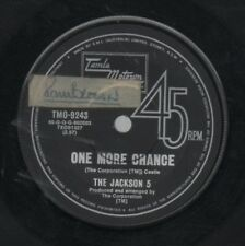 """THE JACKSONS   Rare 1970 Australian Only 7"""" OOP Motown Single """"I'll Be There"""""""