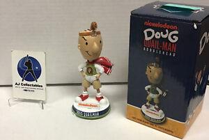 Nib Doug Quail-man Bobblehead Nickelodeon 2017 Rare Collectible b5