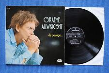 GRAEME ALLWRIGHT / LP MERCURY 9101 900 / 1975 ( F )