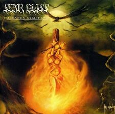 Sear Bliss * Forsaken Symphony CD HUNGARIAN  BLACK METAL A DARK EAGLE WILL RISE