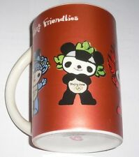 2008 Olympic Games Beijing Coffee Cup/Mug with The Official Mascot Fuwa No2