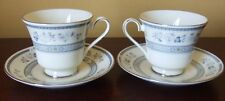 Minton PENROSE 2 cups and saucers S769 A+