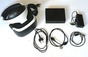 SONY PLAYSTATION VR BRILLE HEADSET PS4 Virtual Reality PSVR 4 V2 Version 2 V 2