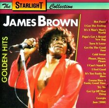 James Brown - Golden Hits / Galaxy Music CD 1993