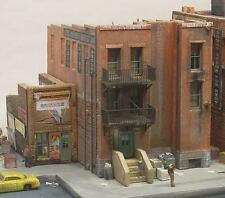 DOWNTOWN DECO HO SCALE 1:87 SKID ROW PART TWO KIT | BN | 1032