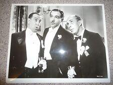We Went To College ORG 1936 Re-Strike 8x10 Black & White Vintage Walter Abel