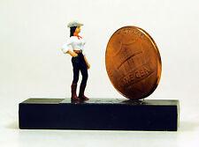 Preiser 1/87 HO Mandy Cowgirl Figure 29064