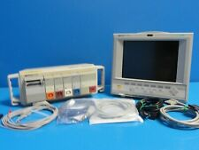 Hp Critical Cardiac Care V24c Patient Monitor With New Nbp Spo2 Amp Ecg Lead14570