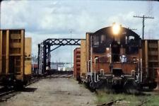 Milwaukee Road Original Slide, Switching Car Float, Seattle, WA, Blair Kooistra