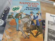 Napoleon at bay campaign in France 1814 by Avalon Hill