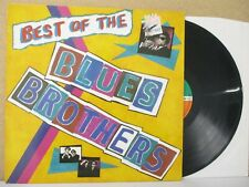 Jake & Elwood THE BLUES BROTHERS- Best of LP (EX 1981) Classics from Soundtrack