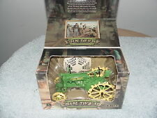 ERTL 1/16 JOHN DEERE BW WITH UMBRELLA LE 200TH BIRTHDAY TRACTOR