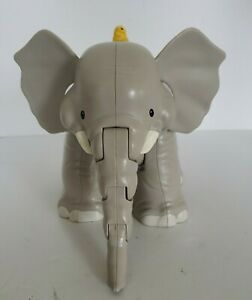 Fisher Price Little People Big Animal Zoo ELEPHANT w/ Music and Sounds TESTED